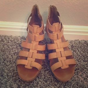 Brown a.n.a. Wedges